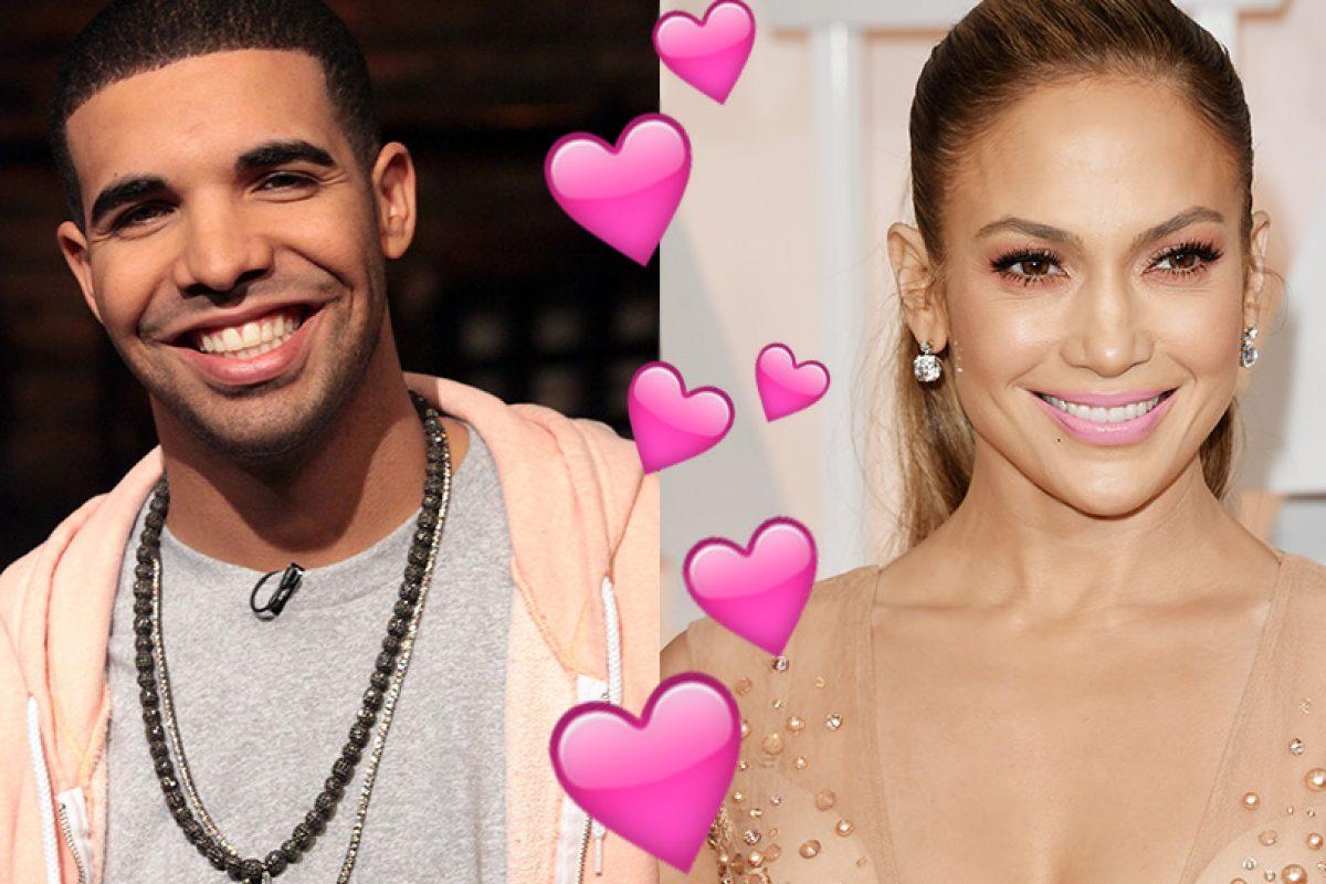 Esta es la razón por la cual se piensa que Jennifer Lopez y Drake están saliendo