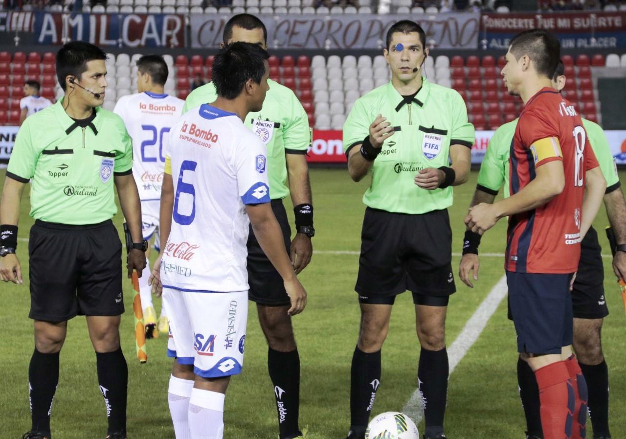 Cerro Porteño vs. Sol de América Foto: Archivo APF