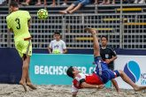 Paraguay la mueve en fútbol de playa