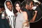 ¿Vuelve el romance entre Kendall Jenner y A$AP ROCKY?