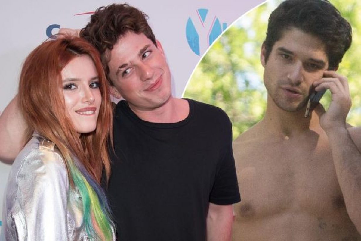Bella Thorne engañó a Tyler Posey con Charlie Puth