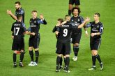 Real Madrid gana por 2 a 0 y pasa a la final