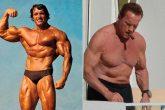 """Schwarzenegger: """"Cuando me miro al espejo, me dan ganas de vomitar"""""""