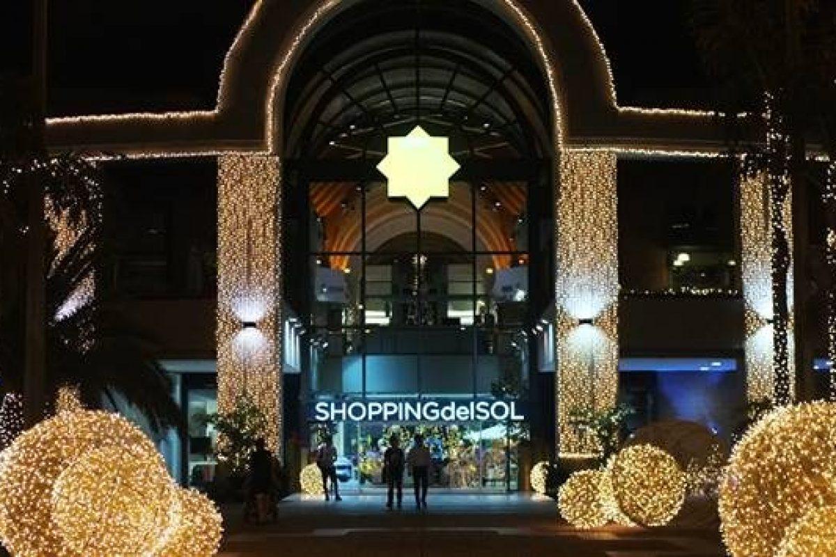 El Shopping del Sol vuelve a deslumbrar