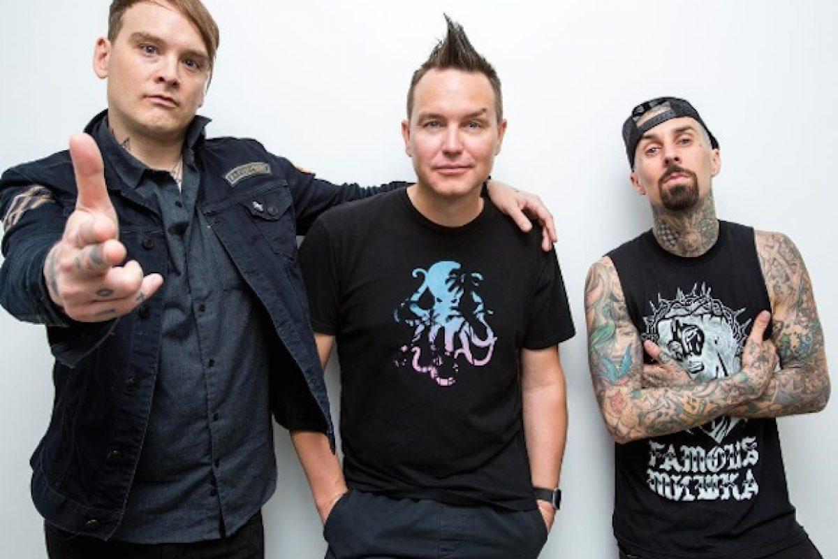 Los Blink 182 reciben su primera nominación a los Grammys
