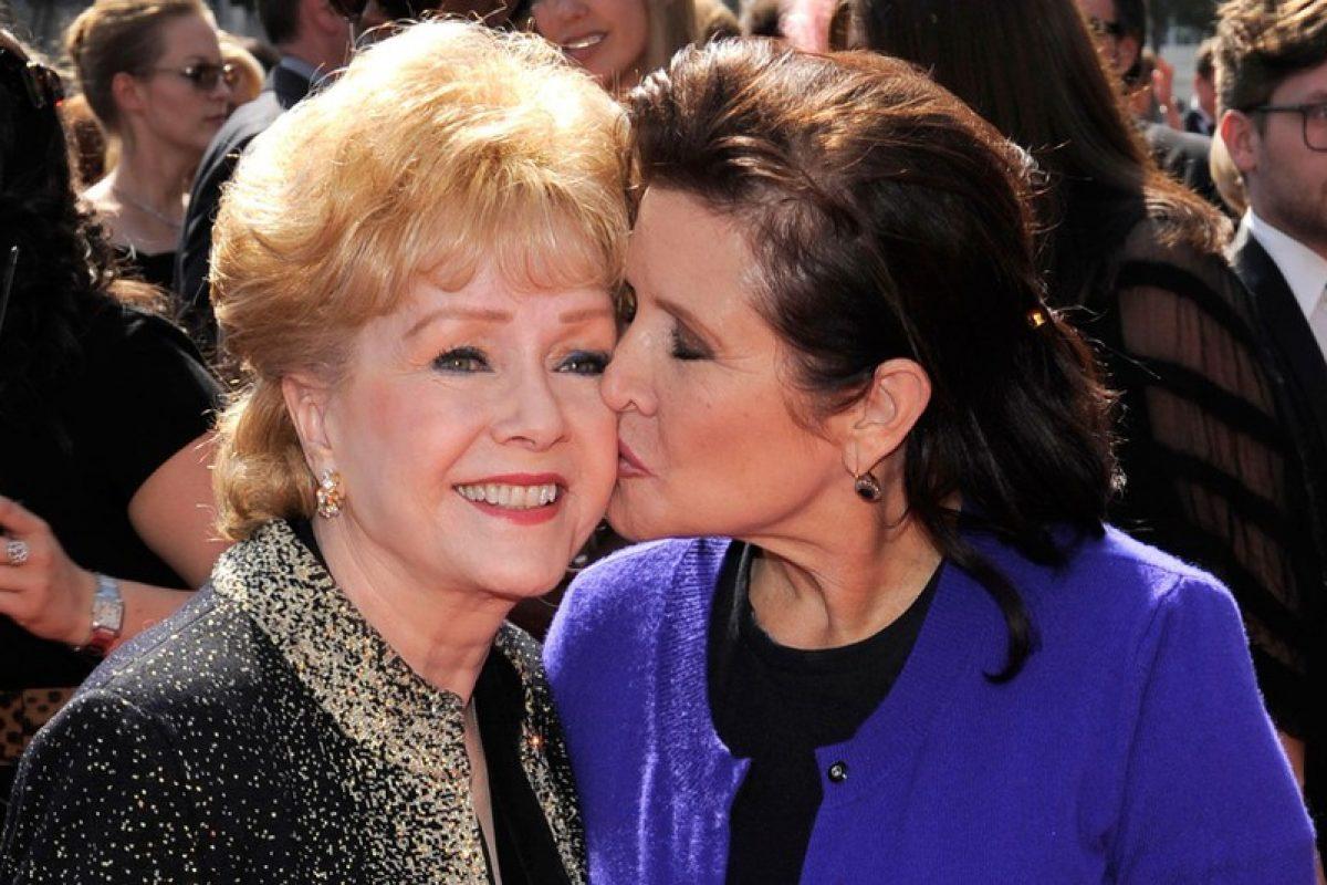 Muere Debbie Reynolds, un día después que su hija, Carrie Fisher