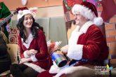 Katy Perry y Orlando Bloom, la visita de Papá y Mamá Noel