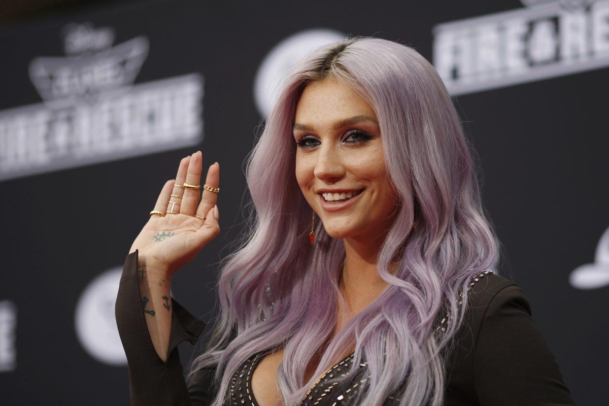 Kesha habla sobre su 2016 y nos adelanta planes del 2017