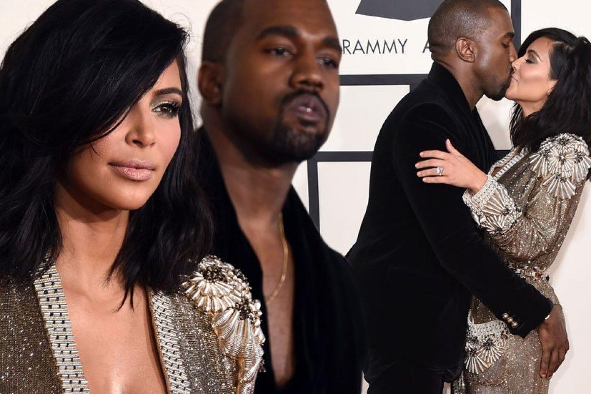 ¿Divorcio? Kimye más inseparable que nunca tras rumores de separación