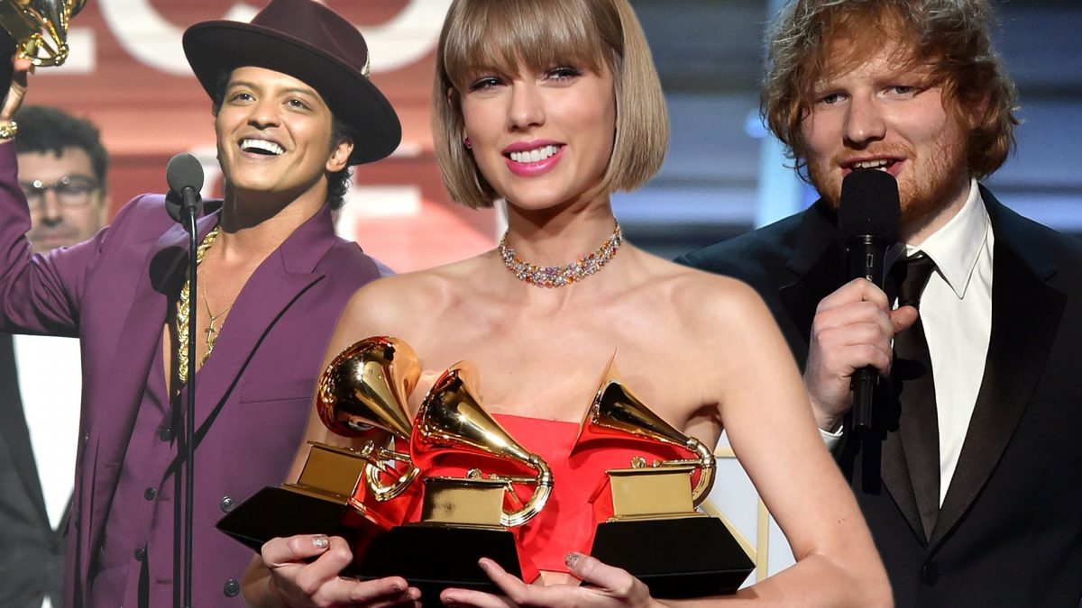 "Comenzó la preventa digital del álbum ""2017 Grammy Nominees"""