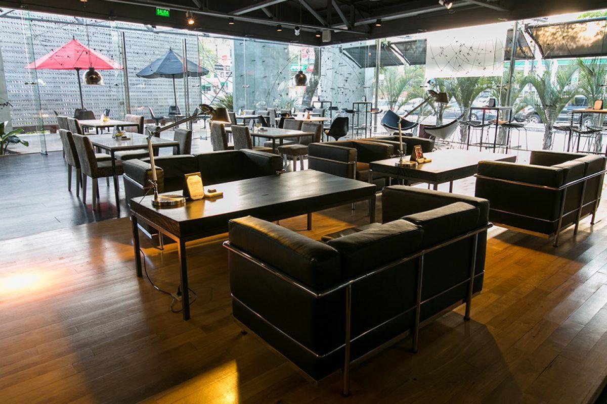 Morena Bar: Morning, Noon & Night en el mejor lugar de Asunción
