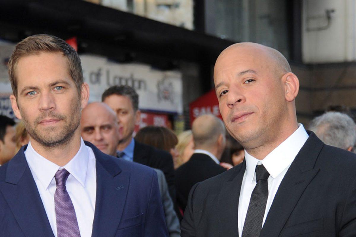 Vin Diesel dedica un emotivo mensaje a Paul Walker