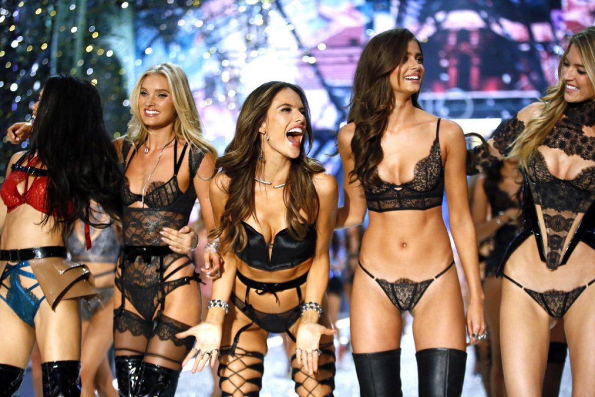El material completo del Victoria's Secret Fashion Show 2017 ya salió al aire