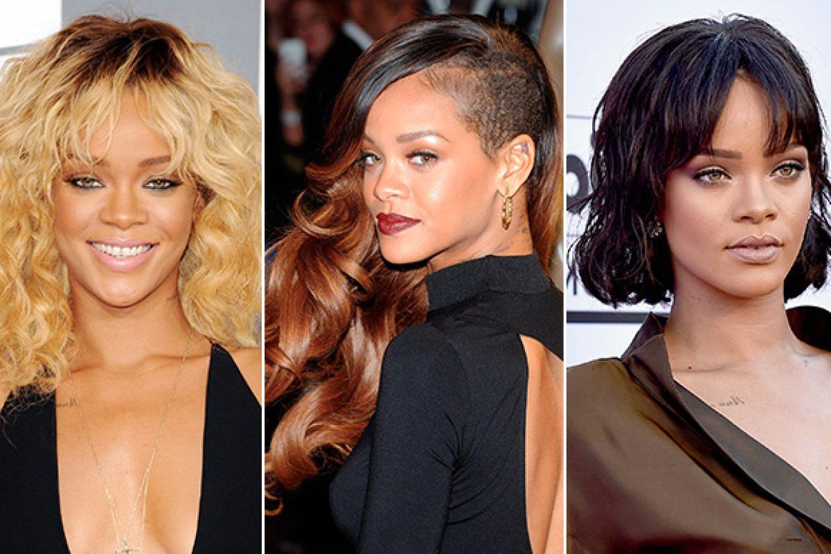 Rihanna estrena cambio de look