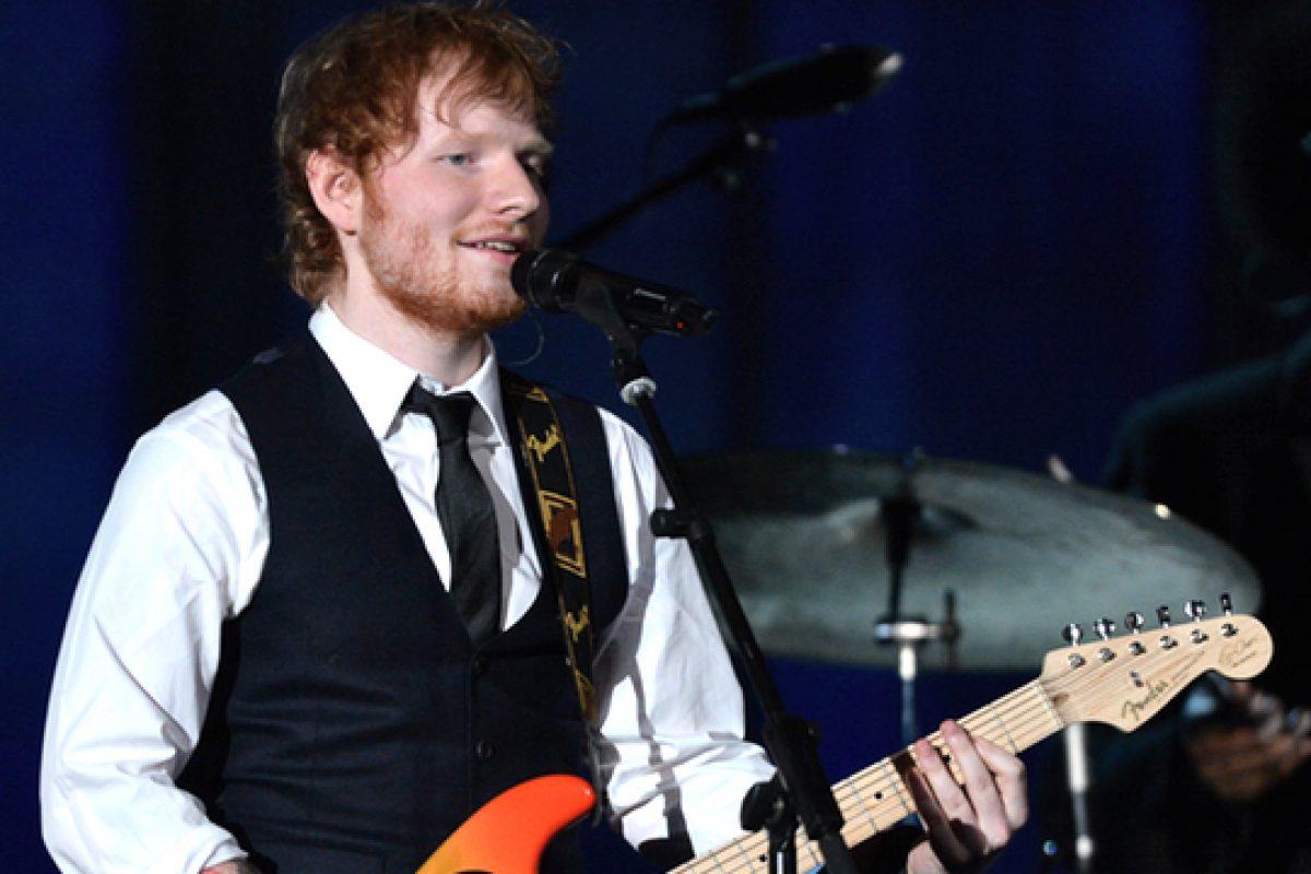 Ed Sheeran: reaparición en los premios Grammy?