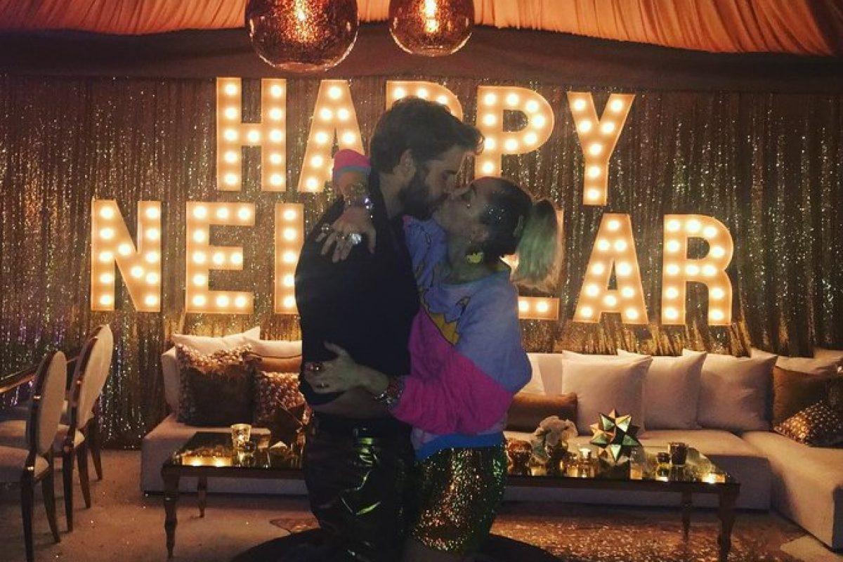 Miley Cyrus y Liam Hemswoth más juntos que nunca