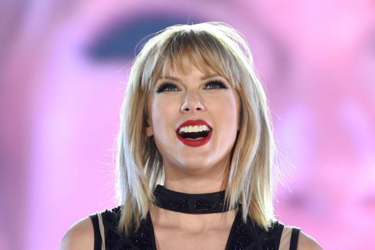 Taylor Swift apoya la marcha de las mujeres pero los cibernautas no le creen