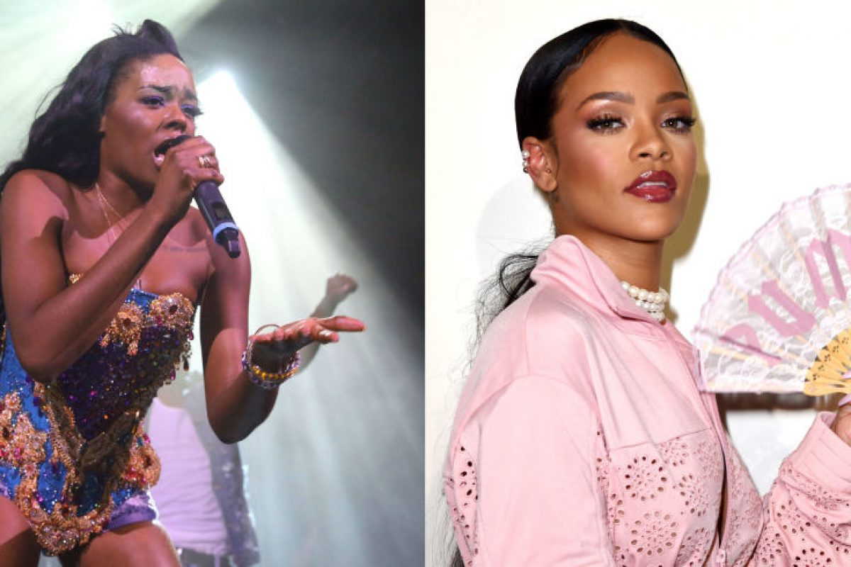 La pelea menos esperada: Rihanna VS Azealia Banks