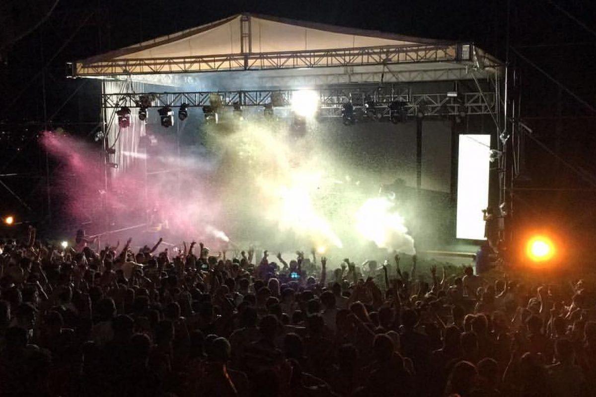 Así se vivió Midnight Paint Party Paraguay