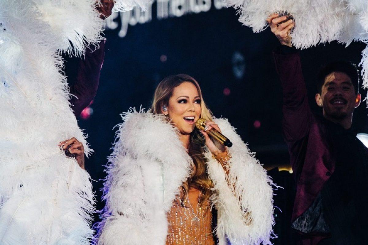 Mariah Carey dará un alto a su carrera por la humillación en Times Square