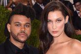 Bella Hadid le muestra a The Weeknd lo que se está perdiendo
