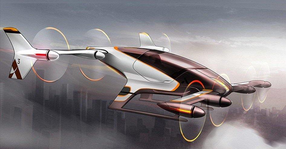 Airbus y sus autos voladores, ahora en etapa de prueba.
