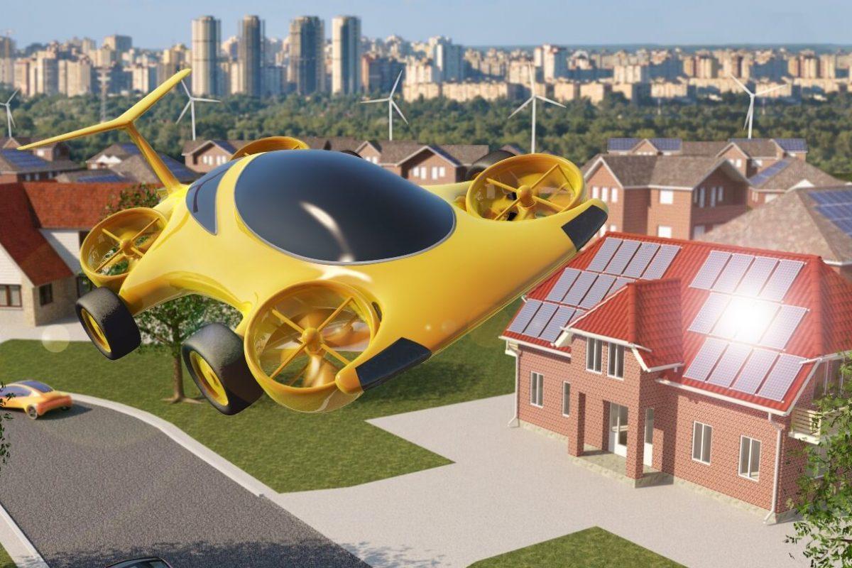Los autos voladores ya están acá y Airbus lo va a probar antes del final del 2017