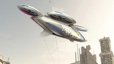 Airbus autos voladores4