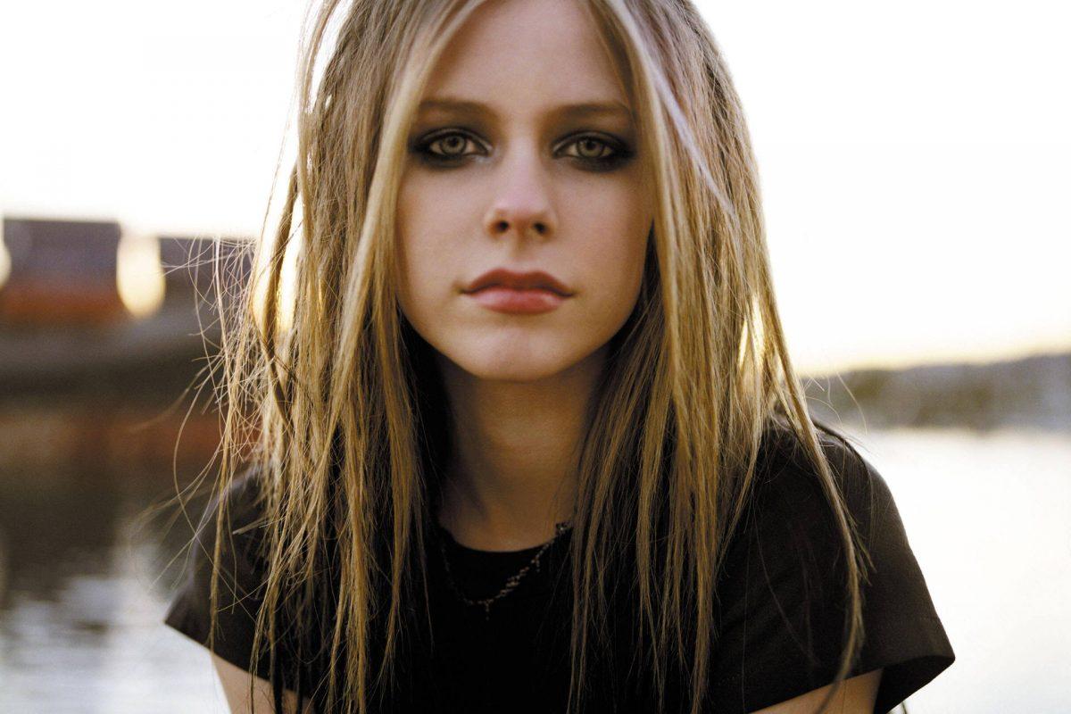 Avril Lavigne prepara disco para el 2017