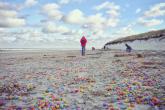 Regalo de reyes: ¡Una playa multicolor!