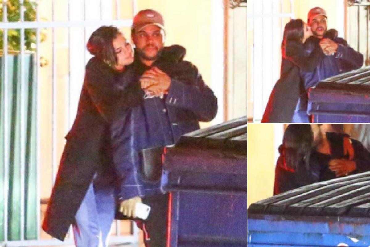 Selena Gomez y The Weeknd ya no pueden ocultar su romance