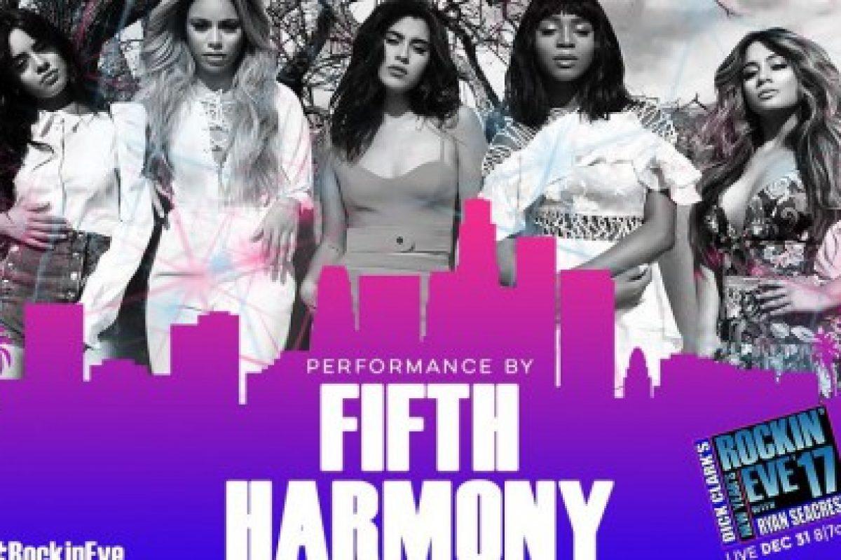 Esta es la razón por la que Camila Cabello cantó con Fifth Harmony en Año Nuevo