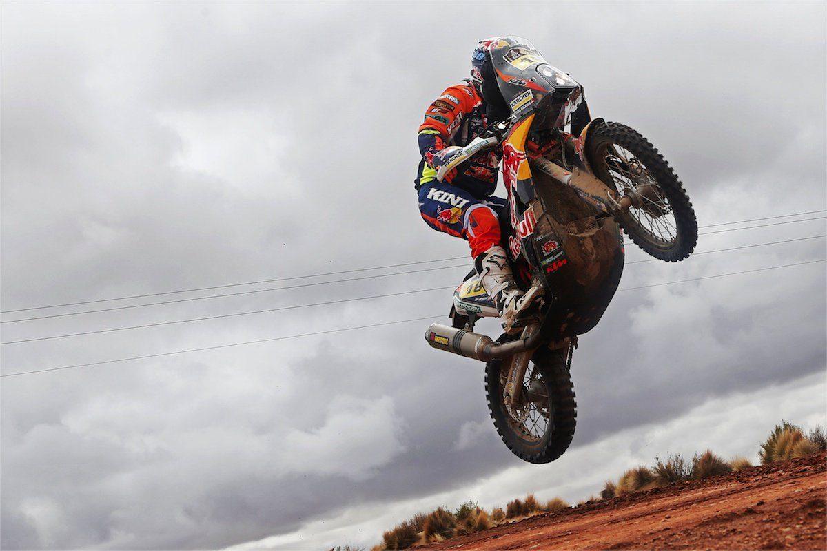 Se cancela la etapa de hoy, la 9 del Rally Dakar