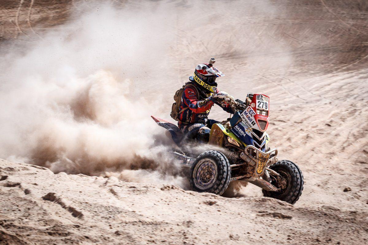 Dakar 2017 – Nelson Sanabria suma y sigue avanzando