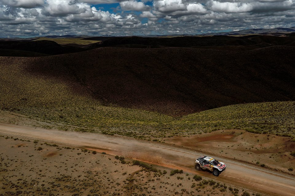 Etapa 8. Imagen: Dakar Rally