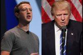 La respuesta del creador de Facebook al bloqueo de Trump es perfecta…