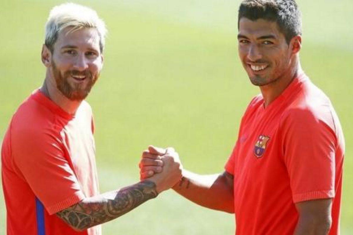 Impresionante! Messi y Suarez juntos cumplen un desafío