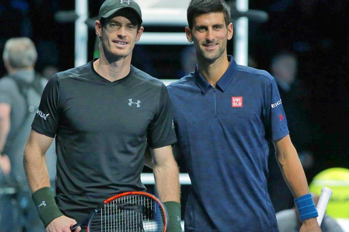 Murray y Djokovic, la final esperada  en Doha