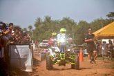 Rally Dakar 2017 Nelson Sanabria quedo 3ro. en la primera prueba