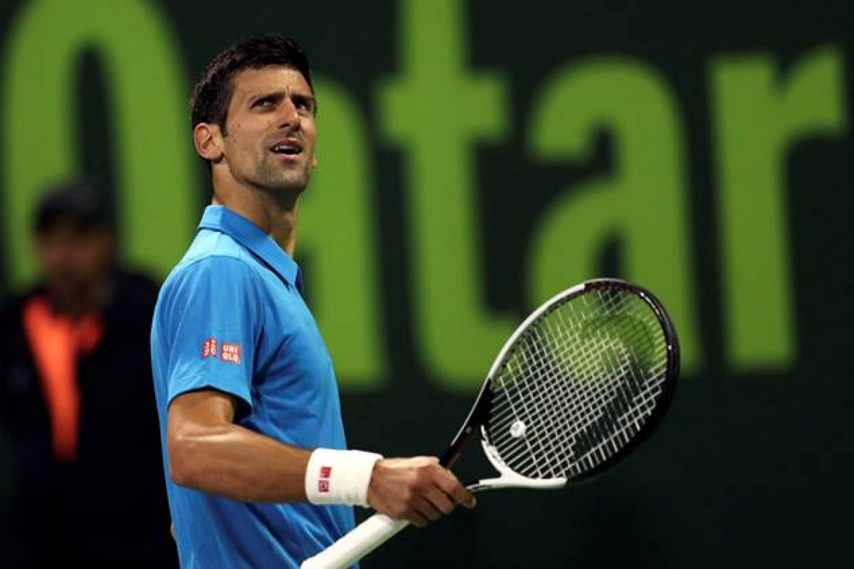 Tenis: Abierto de Qatar