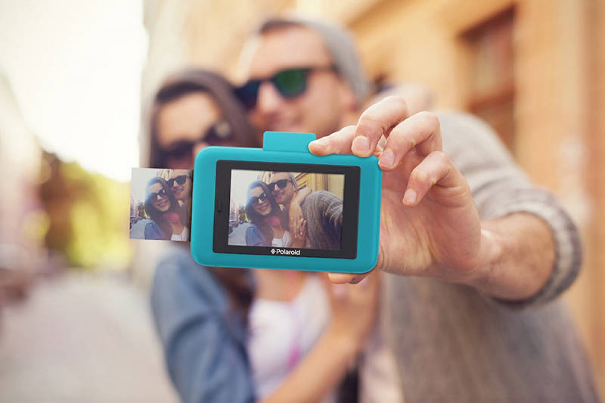 """""""Snap Touch"""" la nueva apuesta de Polaroid en el CES 2017"""