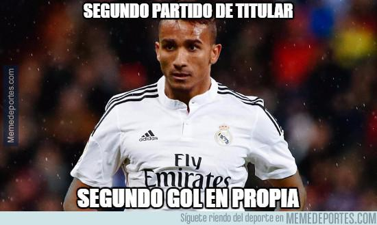 Real Madrid memes Danilo