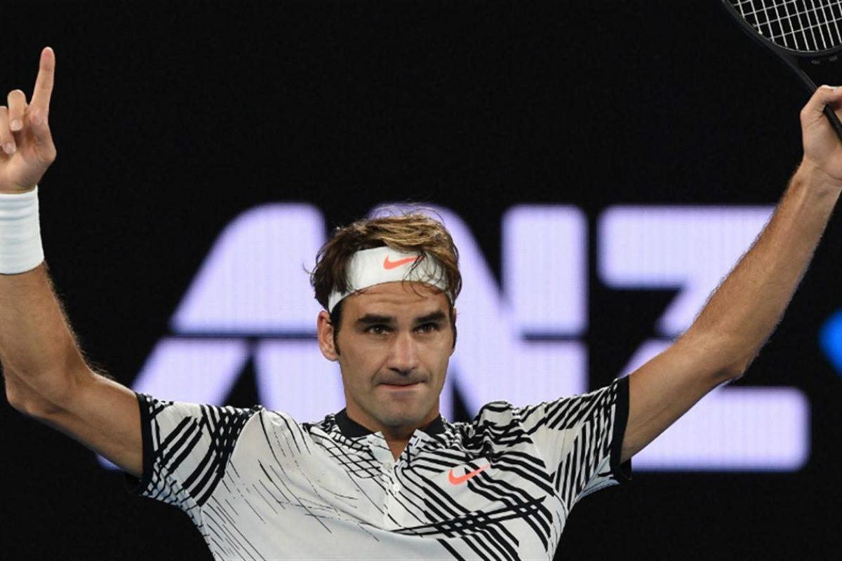 Tras ganar el Abierto de Australia, Roger Federer regresó al Top 10