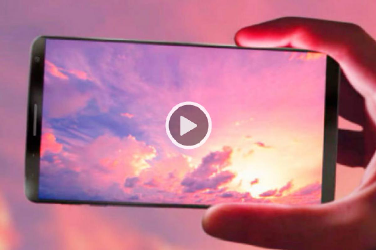 Se filtró el diseño del Samsung Galaxy S8