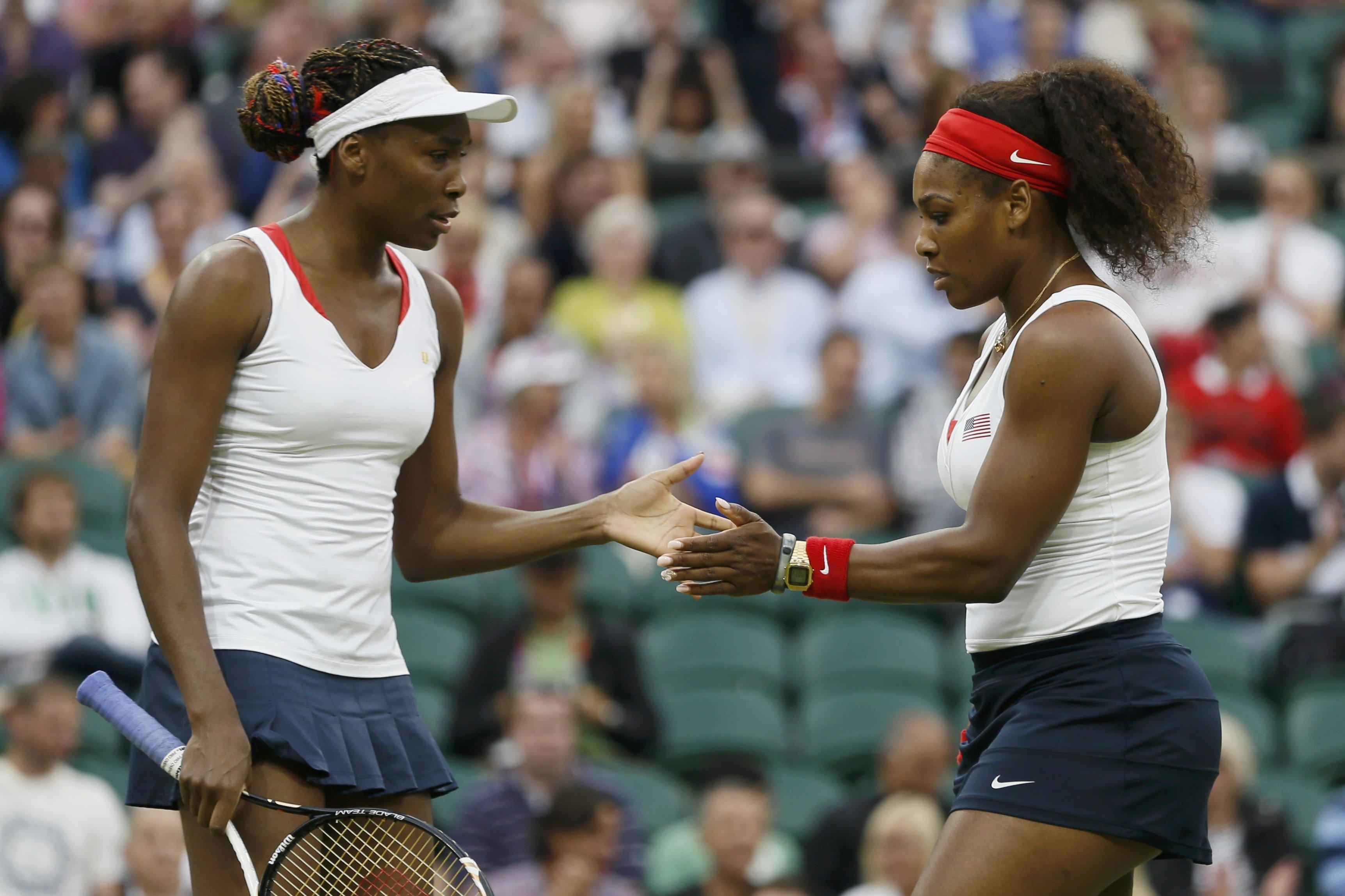 Serena y Venus Williams se vuelven a enfrentar en la final del #AusOpen.