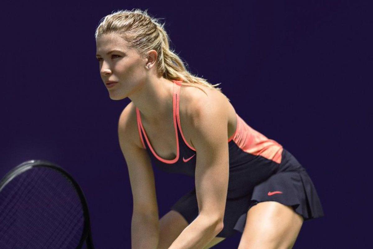 Genie Bouchard, la tenista que causa furor en el Australian Open