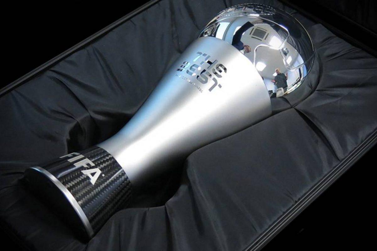 """El próximo lunes la FIFA entrega el premio """"The Best"""""""
