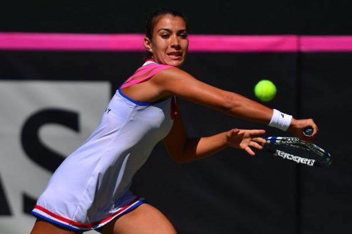 Verónica Cepede sigue avanzando y se mete en cuartos de final
