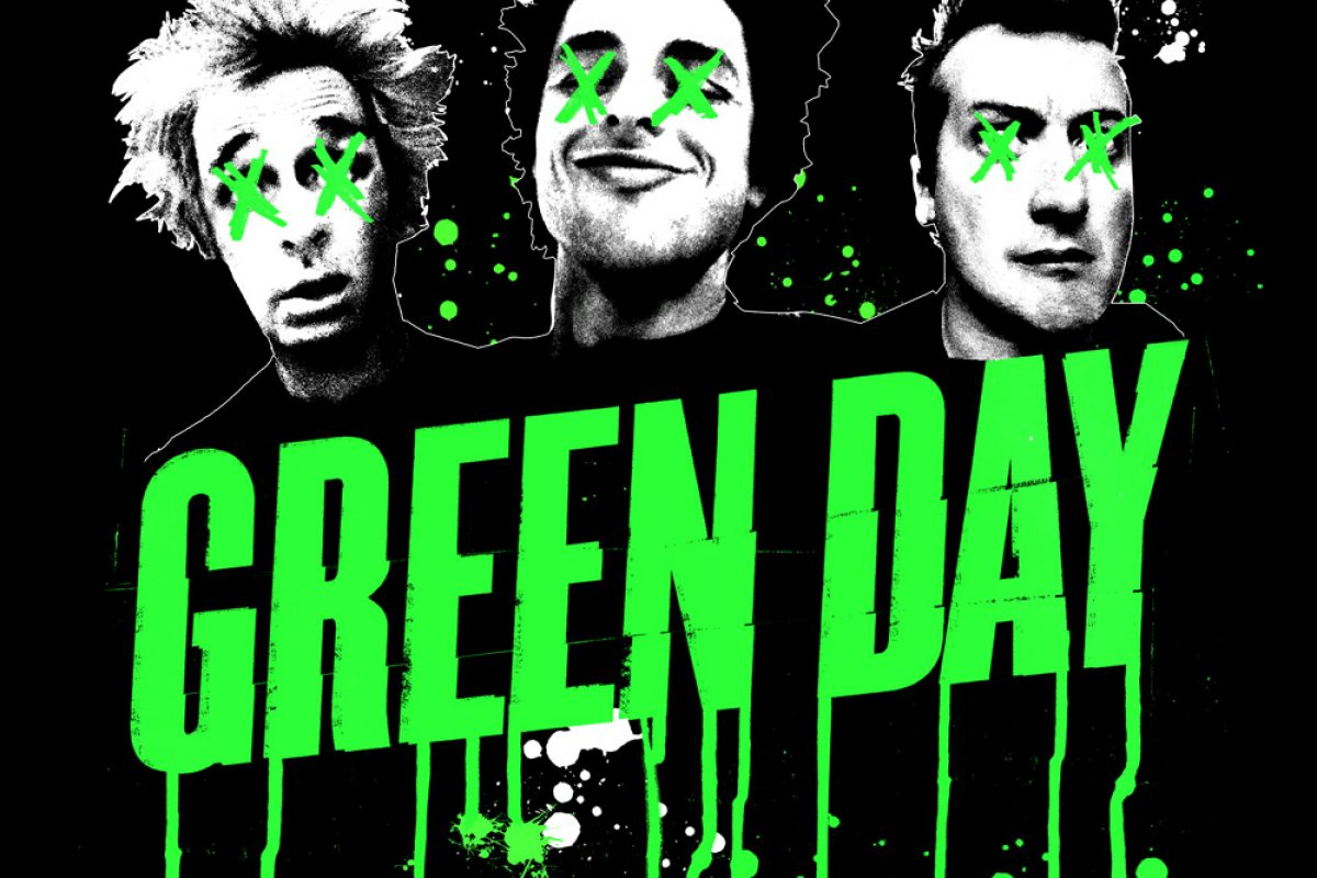 "Green Day anuncia su gira ""Revolution Radio"""