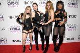 Así fue la primera aparición en público de las Fifth Harmony siendo Fourth